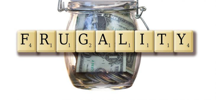 Top Tips for Frugal Living